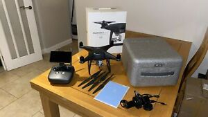 Dji Phantom 4 Pro + Obsidian Edition - Immaculate Drone With Controller Screen