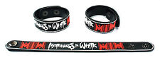 MOTIONLESS IN WHITE NEW! Rubber Bracelet Wristband Free Shipping Infamous aa143