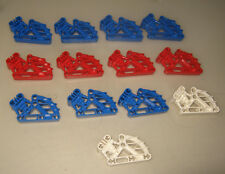BIONICLE Technic 1 x 4 x 7 with 5 Axleholes and 2 Holes & 1 Slot' (41665) LOT C
