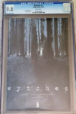 WYTCHES #1 CGC 9.8 JOCK COVER SCOTT SNYDER STORY OPTIONED (2014) IMAGE COMICS NM