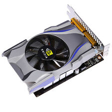 NEW NVIDIA GeForce GT730 4GB DDR5 128Bit PCI-Express Video Graphics Card with CD