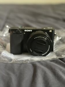 Sony A6000 Mirrorless Power Zoom Lens