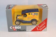 Corgi 874 Ford Model T 99% mint original condition