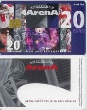 Arenakaart A104-02 20 euro: Zomer 2009