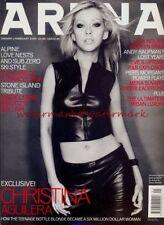 January Arena Magazines