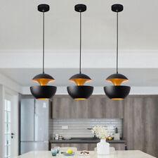3x Black Pendant Light Bar Lamp Room Ceiling Lights Kitchen Chandelier Lighting