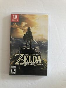 🇨🇦Legend of Zelda: Breath of the Wild (Nintendo Switch)