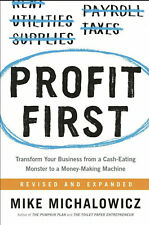 Profit First-Transform Your Business- from a Cash-Eating Monster ( DigitalDown )