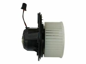 For 2006 BMW 325xi Blower Motor Front TYC 59786WQ HVAC Blower Motor