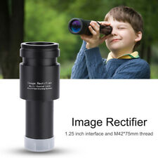 "for Newtonian Reflector Telescope Datyson Image Rectifier 1.5x Barlow Lens 1.25"""