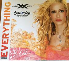 EUROVISION PRESS KIT PROMO GREECE 2006 ANNA VISSI EVERYTHING