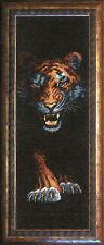 Tiger  - Cross Stitch Kit with Color Symbolic Scheme SKU:749