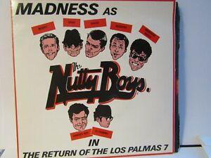 "MADNESS...THE RETURN OF LOS PALMAS 7....1980....VG+ CON........7"" SINGLE"