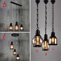 Kitchen Pendant Light Modern Ceiling Lights Bar Lamp Glass Chandelier lighting