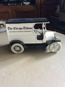 1912 The Chicago Tribune Ford Model T The Ertl
