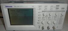 Tektronix TDS210 TDS 210 2 Channel Digital Real Time Oscilloscope V2.03 software