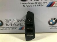 BMW 7 SERIES F01 F07 FRONT RIGHT SIDE WINDOW SWITCH OEM 9163573