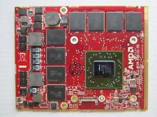 For Dell 0XYPF K6654 Alienware M15x ATI HD5850 HD 5850 1GB Laptop Video Card