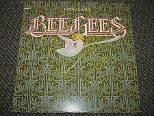BEEGEES - MANE COURSE - OOP 1975 SAW MARK  W/LIRIC SHEET NO B CODE LP VG+ EX