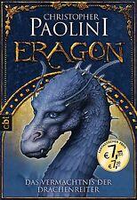 Eragon - Das Vermächtnis der Drachenreiter - 1.Band - Christopher Paolini