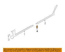 KIA OEM 02-05 Sedona Exterior-Rocker Molding Fastener MBF6750235