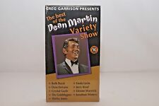 NEW Sealed; The Best of the Dean Martin Variety Show Volume 16 VHS