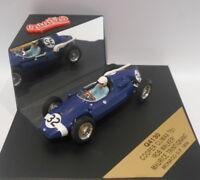Quartzo 1/43 Scale - Q4130 COOPER-CLIMAX T51 ROB WALKER MONACCO GP 1959