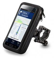 ^ Motorrad Fahrrad GPS Navigation Halterung Tasche Halter Gehäuse Ständer 5,5'