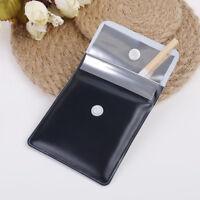 PVC Mini Ashtrays Bag Potable Pocket Ashtray Cigar Ashtray Smoking Tray Fad  HQ