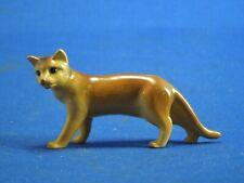 Retired Hagen Renaker Abyssinian Cat Miniature Figurine