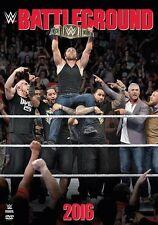 WWE: Battleground 2016 (DVD,2016)