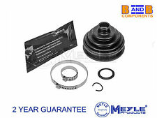 BMW X5 E53 FRONT OUTER CV BOOT KIT 31607507402 MEYLE A1067