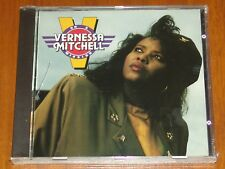 VERNESSA MITCHELL - ON A MISSION - RARE 1990 STILL SEALED CD