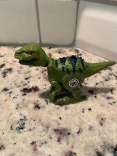 Jurassic World Park Brawlasaurs Allosaurus Green Dinosaur Figure Hasbro
