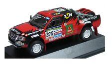 "Nissan Navara #315 Sousa-DelliZotti ""Rally Dakar"" 2005 (Minipartes 1:43 / MP210)"