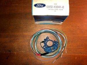 NOS 1965-1969 Ford Truck F100 F250 F350 Turn Signal Indicator Switch