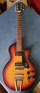 VINTAGE ELECTRIC GUITAR UNTESTED
