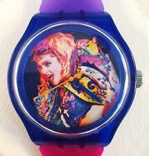 Madonna Live watch - Retro 90s designer watch