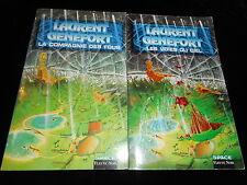 Laurent Genefort : Duologie L'opéra de l'espace