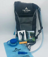 Teton Sports Trailrunner 2.0 Hiking/Biking Hydration Backpack