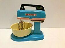 Vintage Toy Mid-Century Princess Mixer, Works Great!