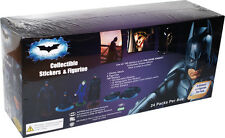 "BATMAN The Dark Knight - Sticker Box & 3"" Figurines (Playground Maniacs) #NEW"