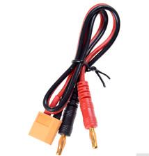 XT60 - 4mm Banana Plug - DC Charge Cable Lipo Nimh