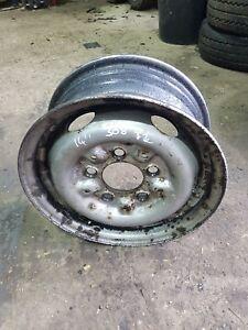 "Mercedes T1 van 308 308D spare steel wheel rim 14"" 310 310D 307 307d 1993 1993"