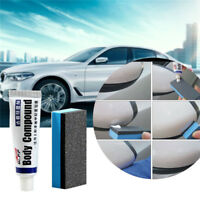 Car Body Strong Polishing Compound Wax Paint Care Scratch Repair Kit Clean Tools