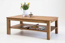 Couchtisch Tisch Kira Wildeiche Massiv geölt 120 x 70cm NEU 2493