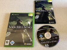 Van Helsing Original OLD Xbox Spiel 16+ Jungen Vampir Action & Shooter fastpost