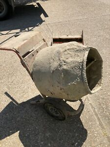 electric cement mixer used with Stand And Swivel Working Condition In Kent