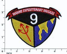 USMC 9th Marine Expeditionary Brigade reproduction PATCH Marines 9th MEB Vietnam