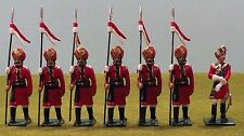 Mike Ferguson British Indian Army Governor General's Bodyguards 54 mm Soldiers